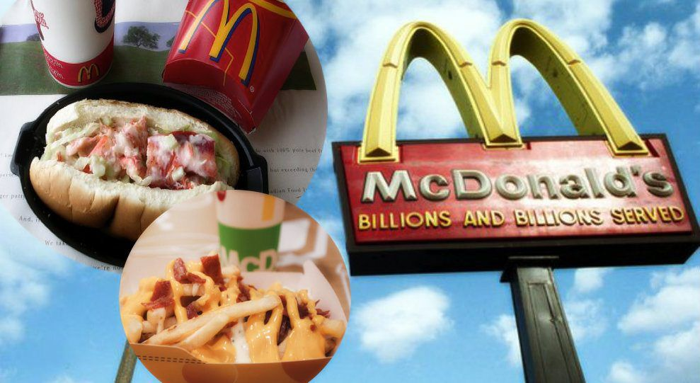 20 Menu Items Only Found In European McDonald's | TheTravel