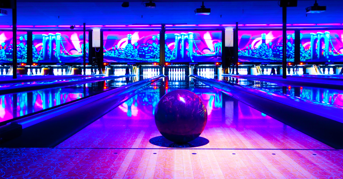 Strrrrike! 20 Of The Most Unique Bowling Alleys Across The Globe