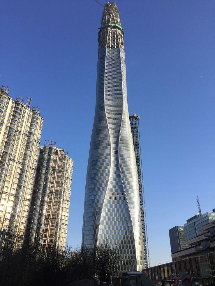 TIANJIN CTF FINANCE CENTRE, TIANJIN, CHINA