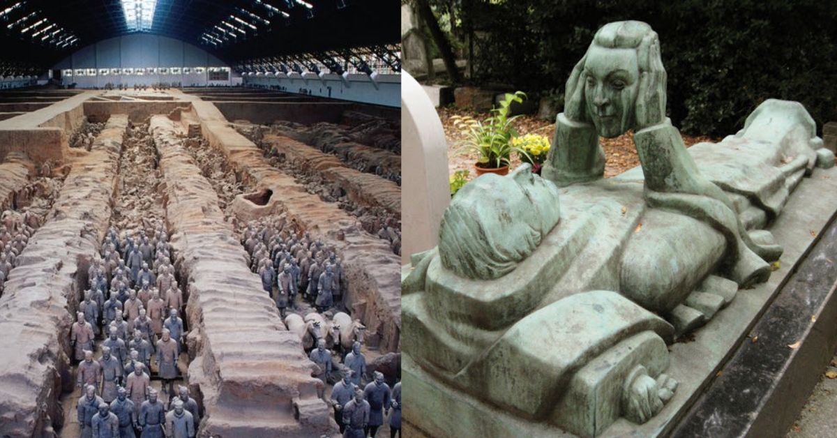 12 Tombs Worth A Visit Today (13 We Should Avoid Completely)