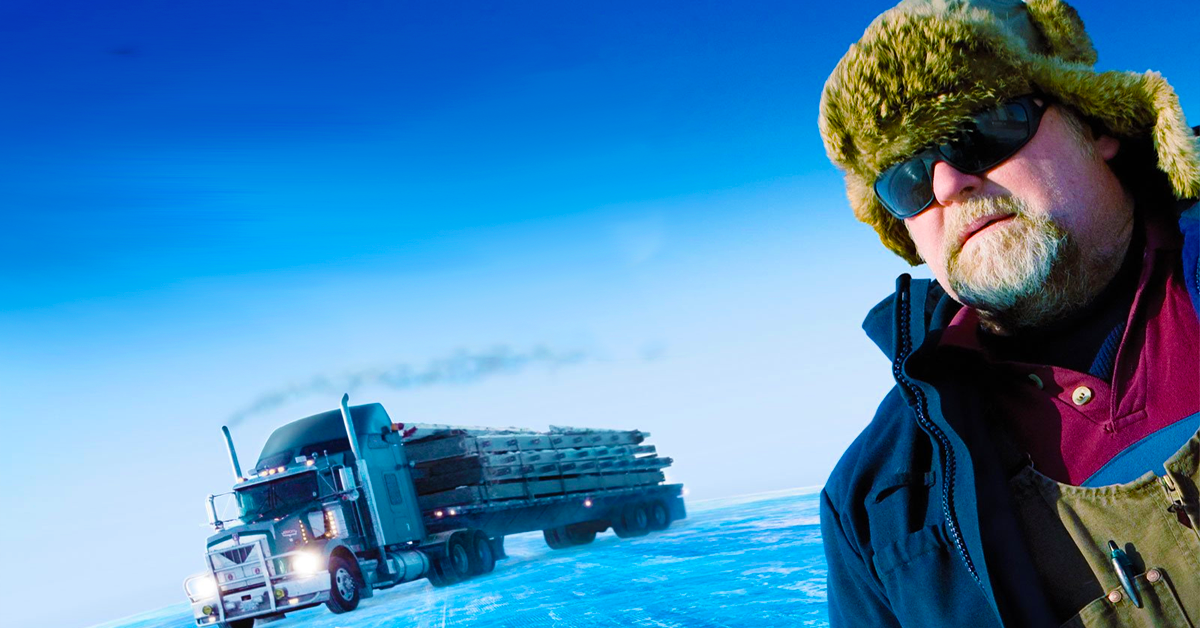 ice road truckers darrell how did he die