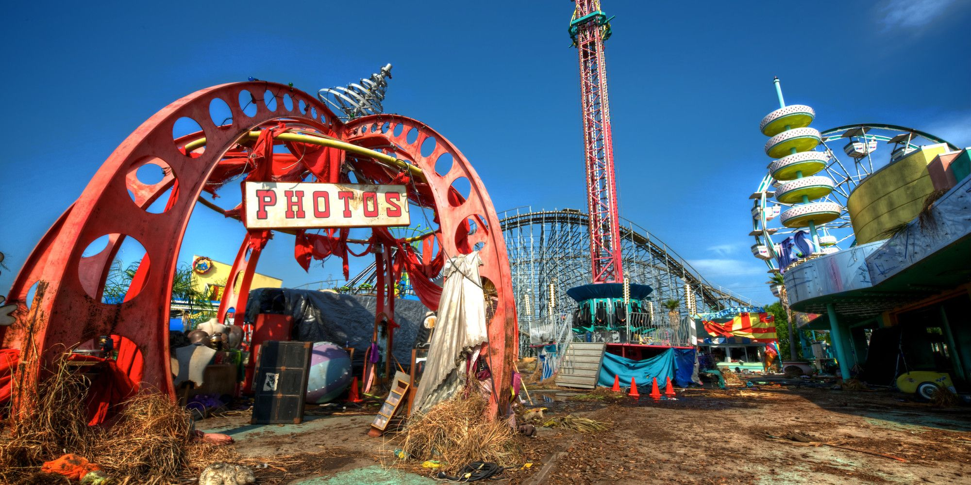 10 Haunted Theme Parks That Were Abandoned   TheTravel