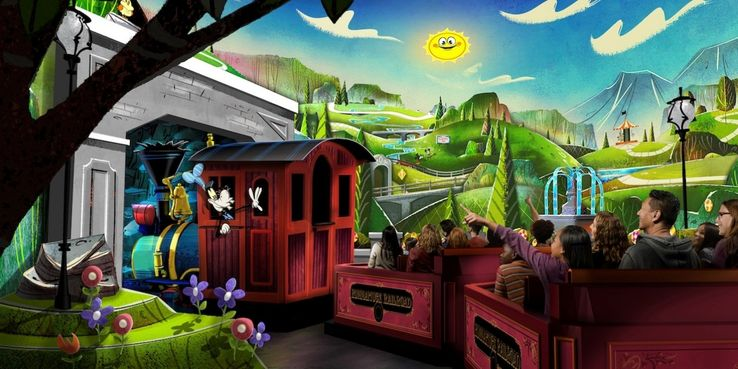 New Rides/Attractions Coming to Disney Universal Theme Parks