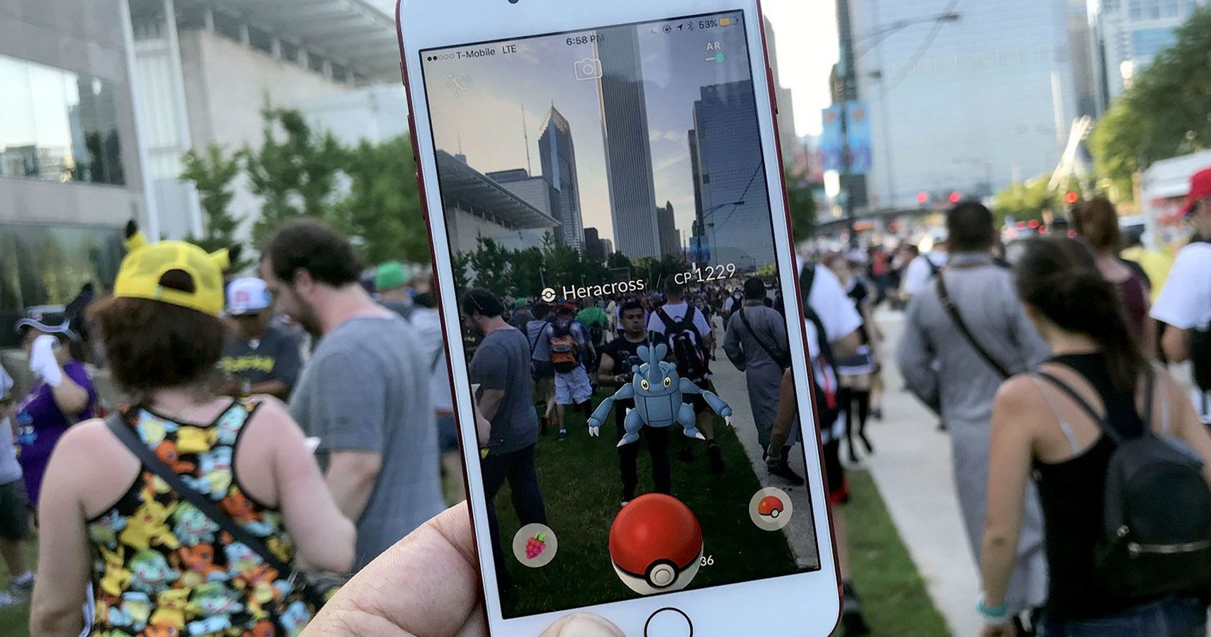 The 10 Best Cities For Pokémon Go Players To Explore | TheTravel