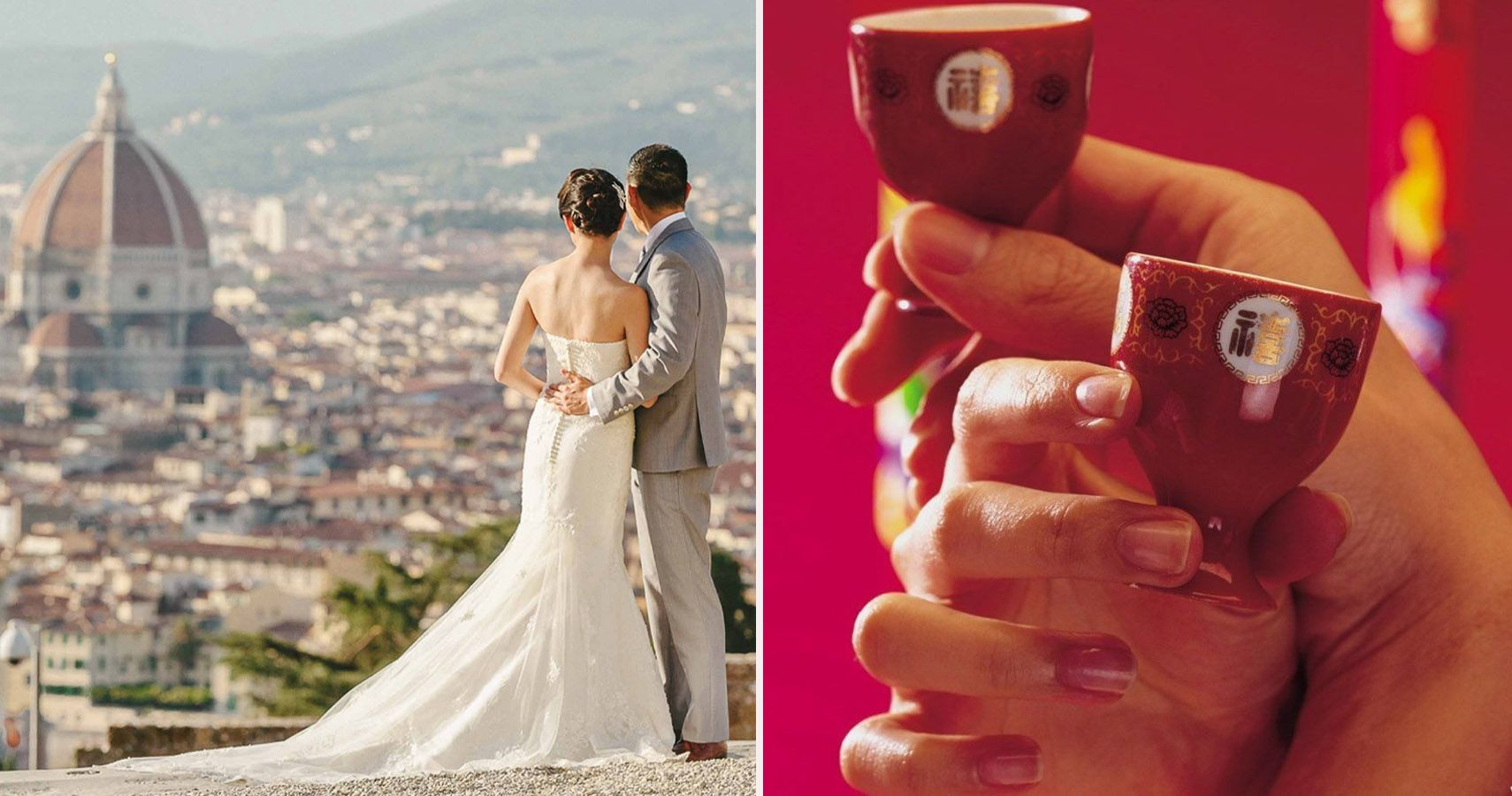 The 10 Luckiest Wedding Traditions From Around The World: 10 Fascinating Wedding Traditions From Around The World