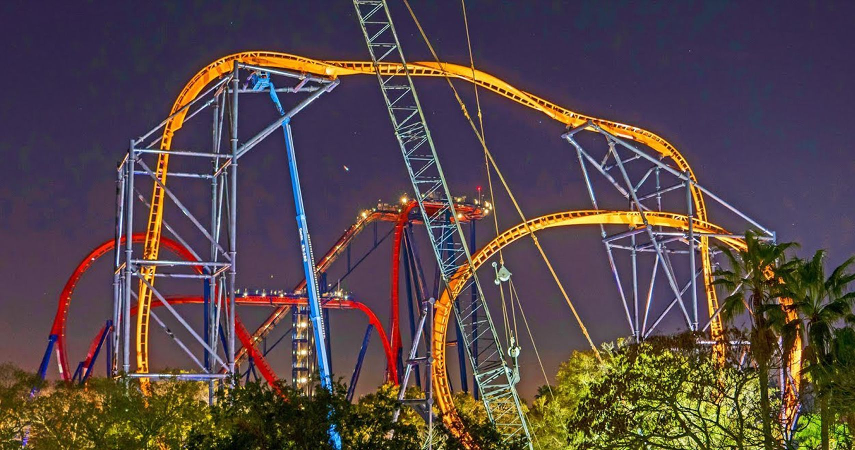 The Fastest Roller Coasters At Busch Gardens Ranked Thetravel