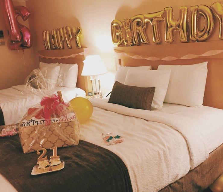 Hotels Will Decorate A Room For Your Birthday And Here S What Else They Ll Do If You Ask Nicely