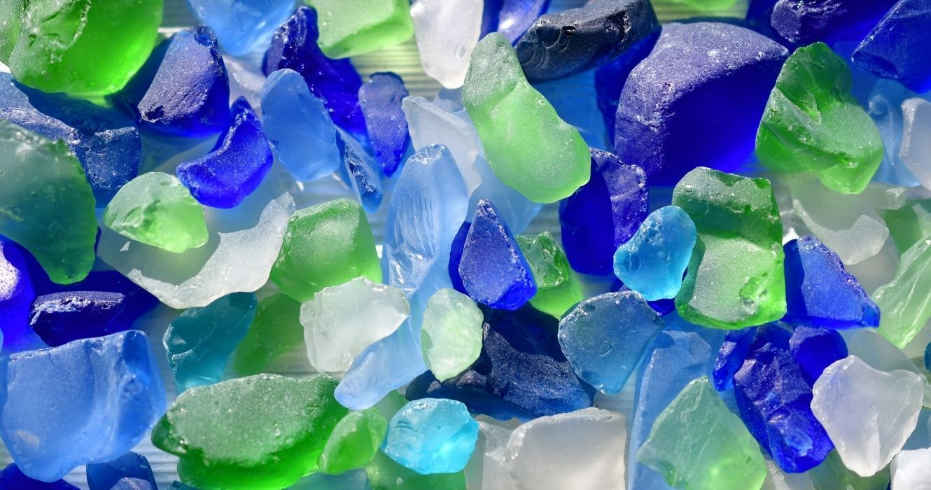Which Sea Glass Is The Rarest, And Can You Find It At Any Beach? Your Questions, Answered