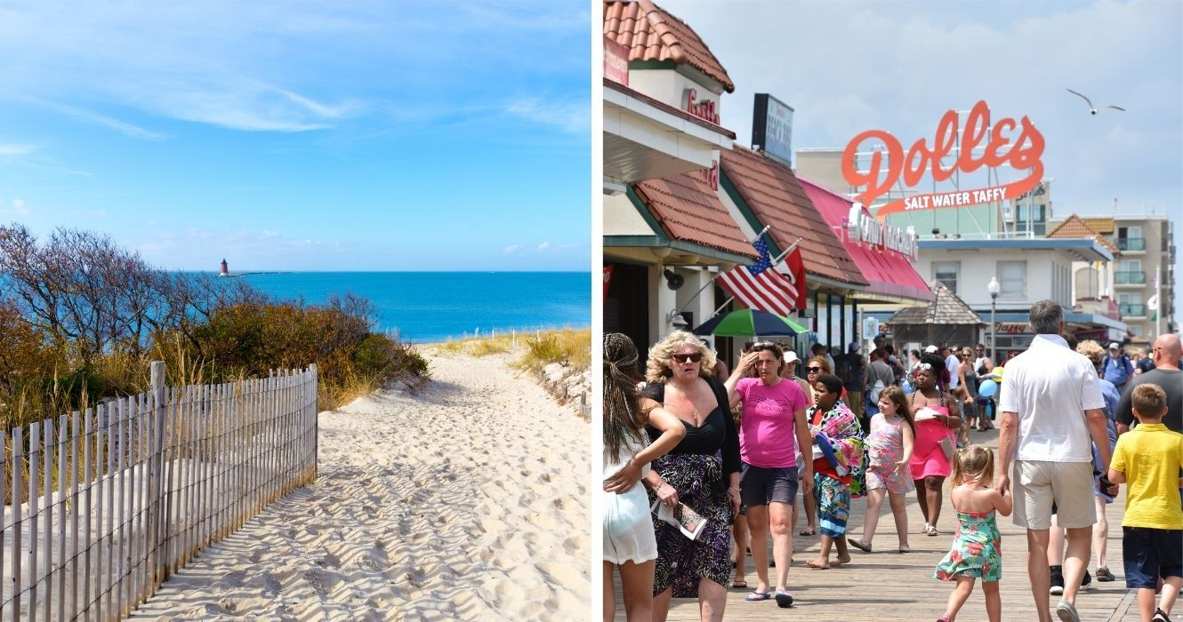 Delaware's 7 Main Beaches Are The Only Reason You Need To Book A Summer Vacay