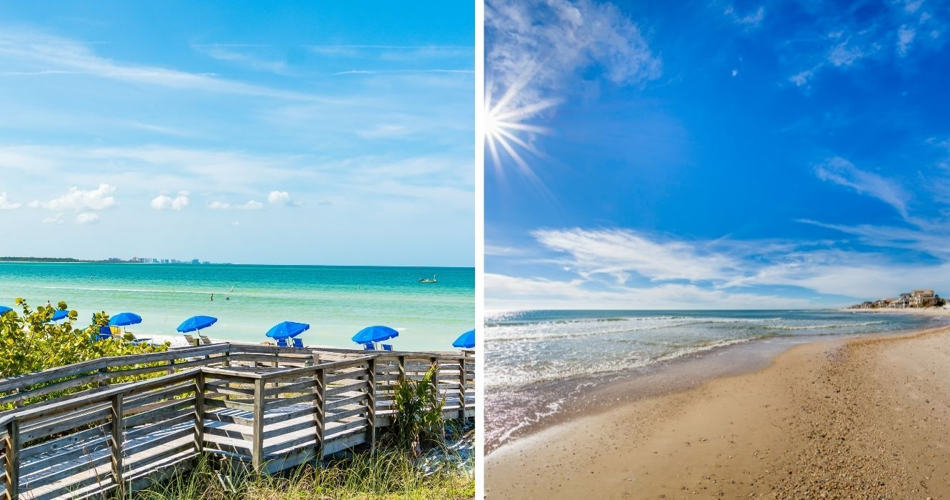 These Beaches Still Fly Under Florida's Radar And Rarely See Crowds