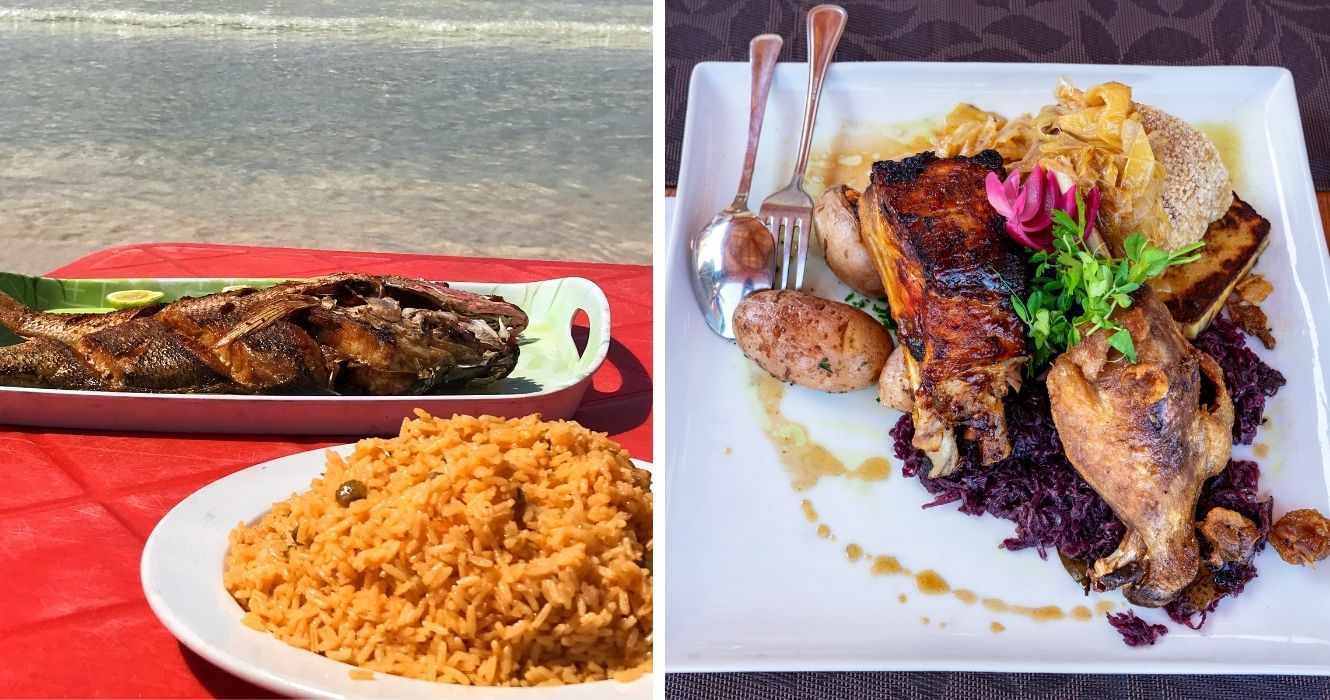 Caribbean Food Is Always Phenomenal, But Which Island Offers The Best?