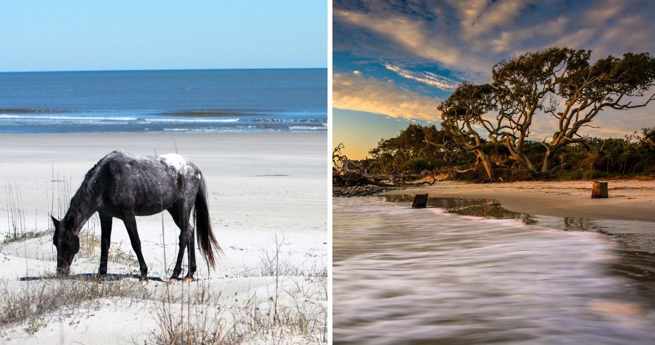 Georgia's Best Barrier Island Beaches Are What Summer Is All About