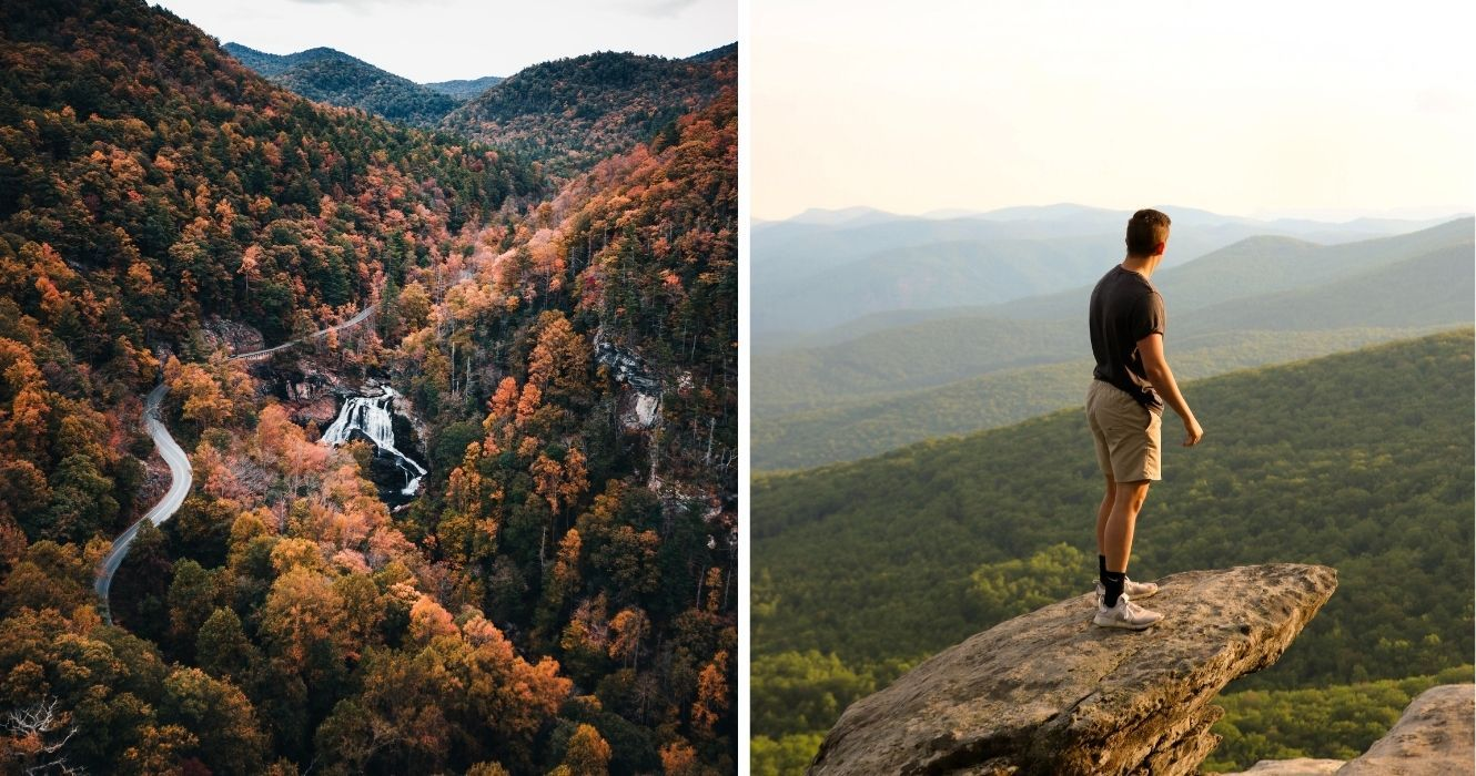 This North Carolina Wilderness Isn't Called 'Yosemite Of The East' For No Reason
