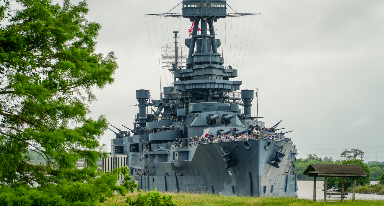 America's Most Interesting And Historic Naval Museum Ships, And How To Visit Them