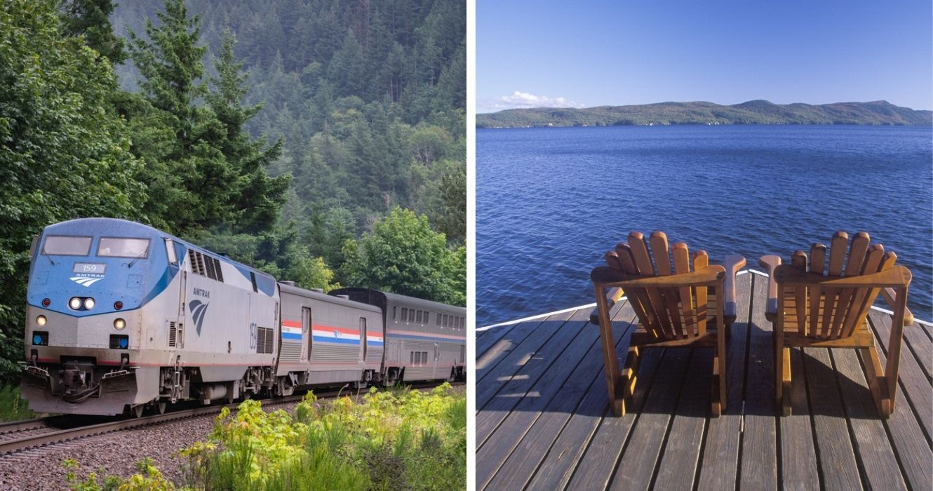 NYC To Lake George: All The Ways You Can Travel To This Lakeside Vacation Spot