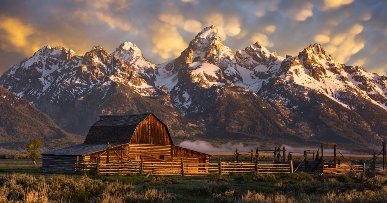 Here's What You Can See In Grand Teton If You Only Have Two Days