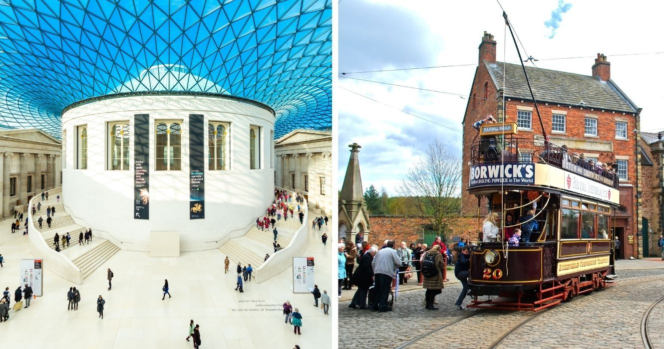 The Best Museums In England Appeal To Everyone, Not Just History Buffs
