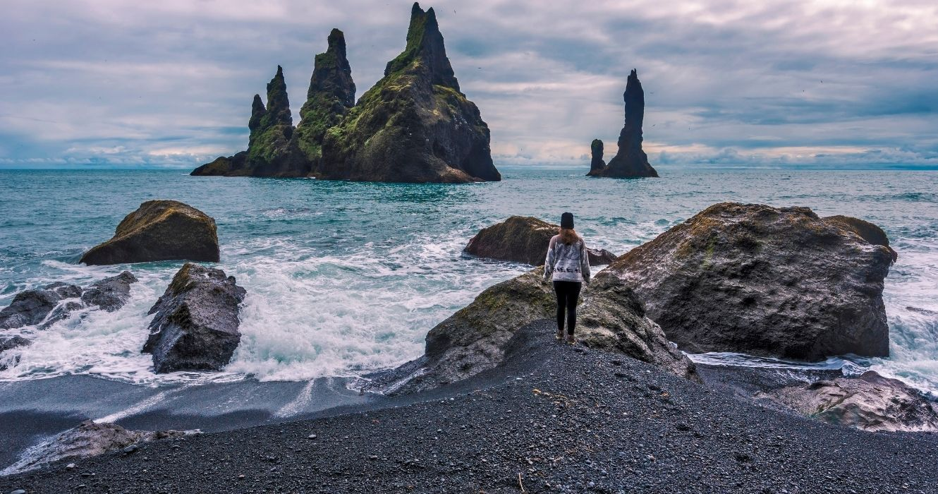What To Know About Visiting Iceland's Most Iconic Black Sand Beach