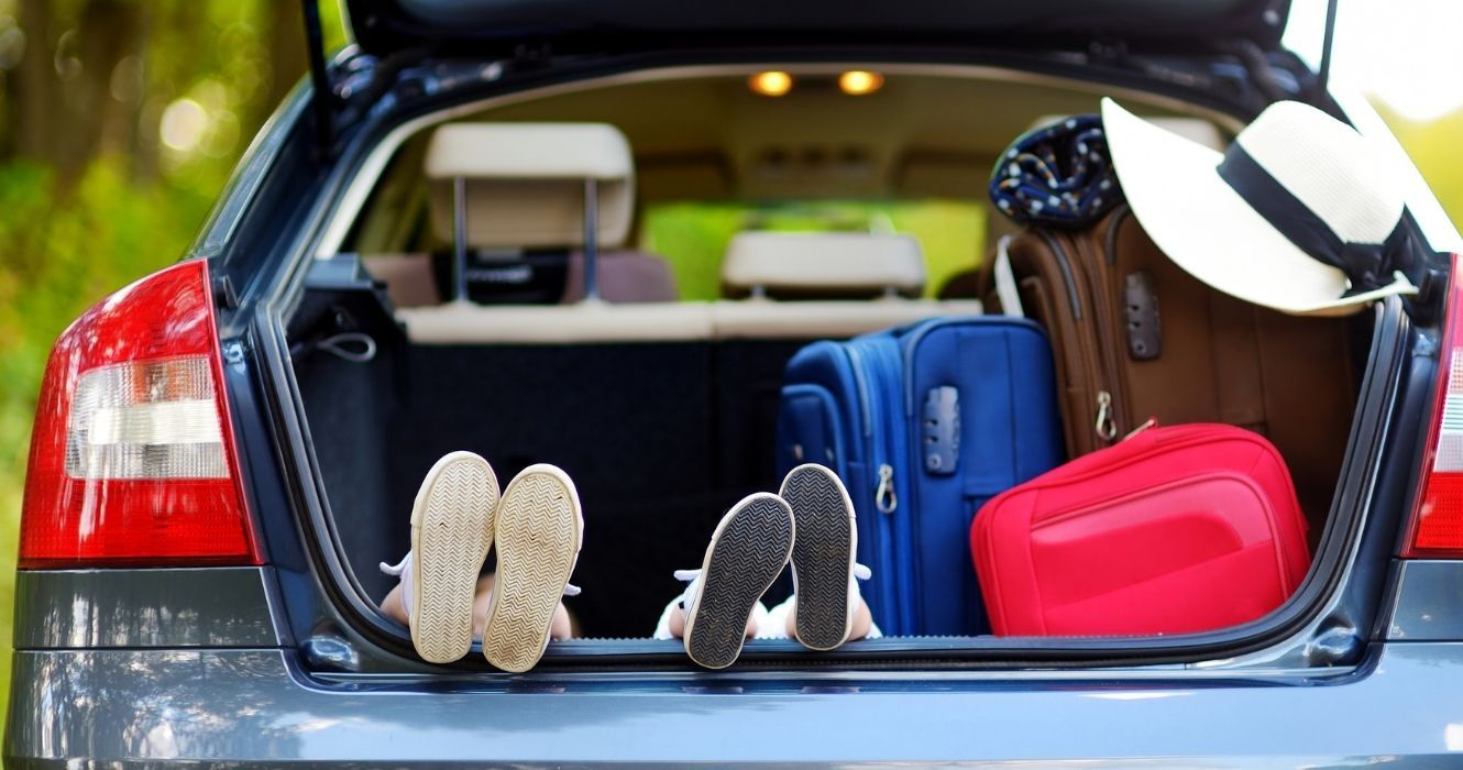 How To Pack The Car For A Family Road Trip (Depending On The Ages Of Your Kids)
