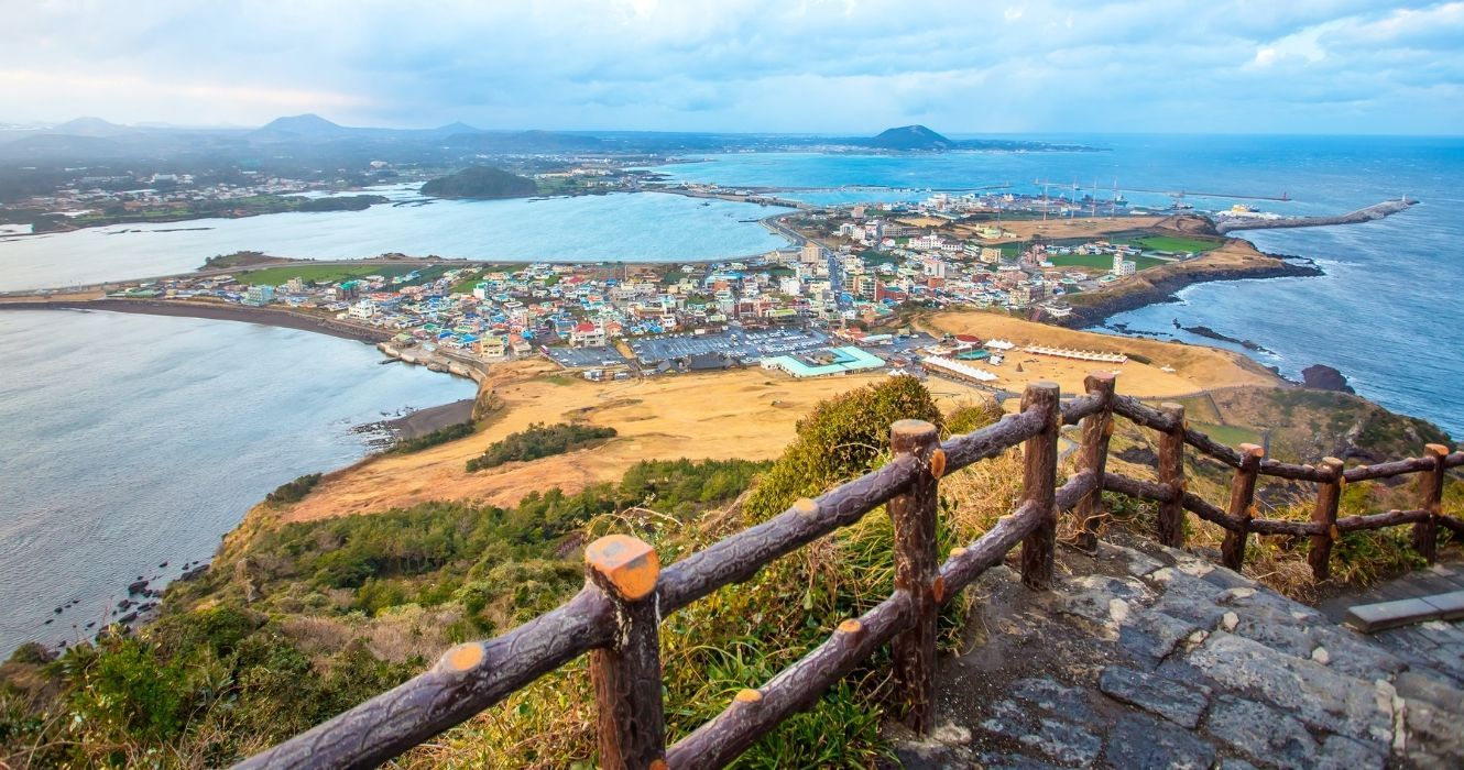 How To Plan A Vacation On South Korea's Stunning Volcanic Island Of Jeju