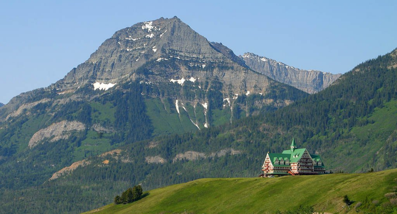 Waterton Lakes Is Right Across From Glacier National Park, And This Is Why You Should Visit