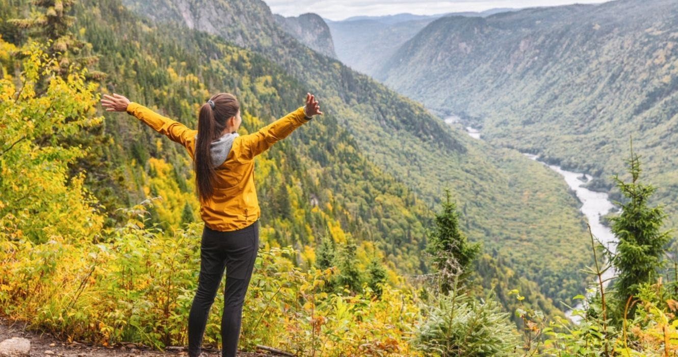 Can You Hike In Quebec? The Answer Is Yes, And Here's Where