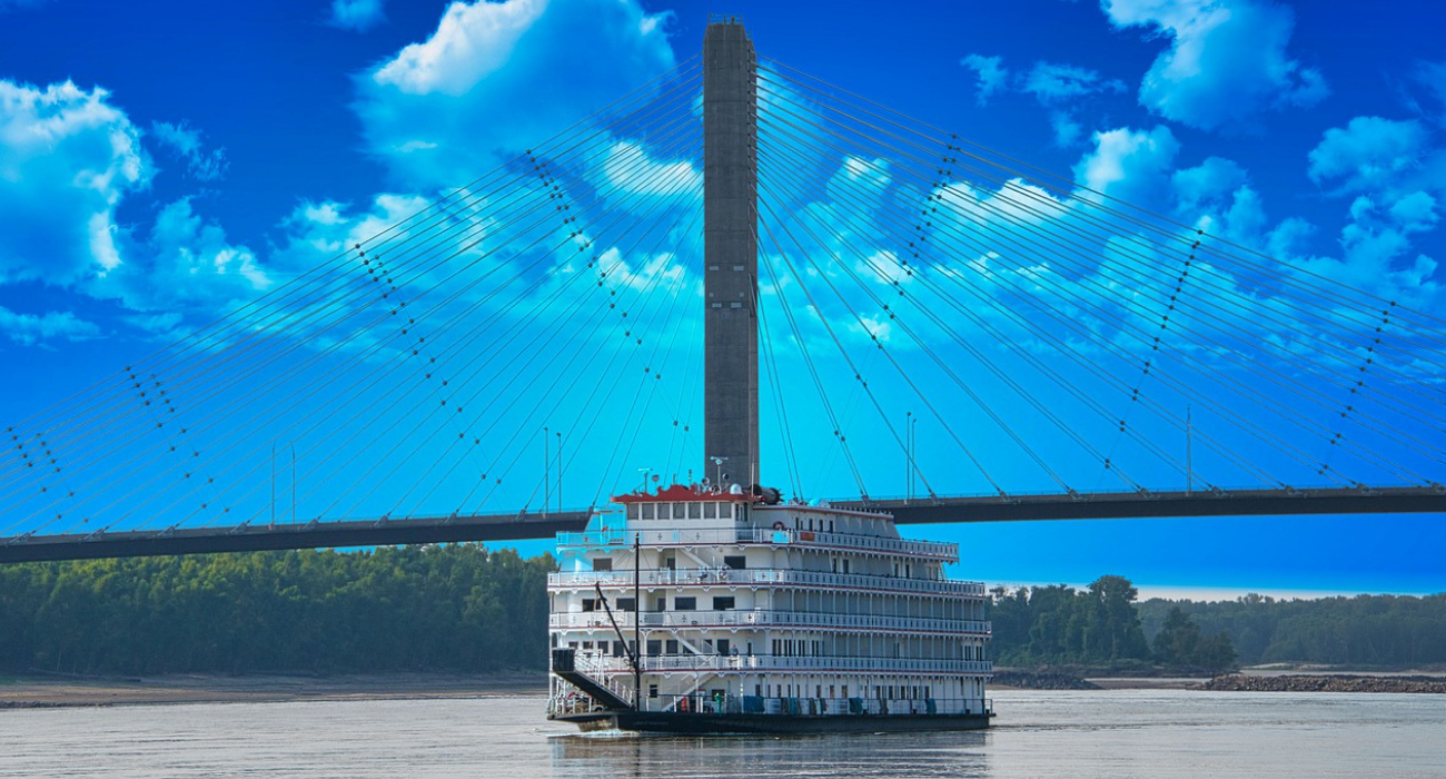 Ready For A Cruise Down America's Mightiest River? What To Expect While Sailing The Mississippi
