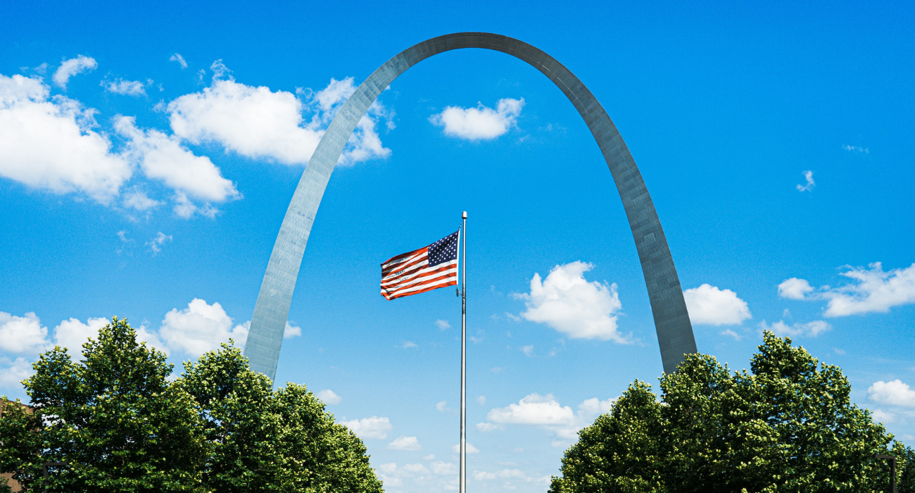 The Arch Gateway: History Behind The Massive St. Louis Monument To Lewis And Clark's Expedition