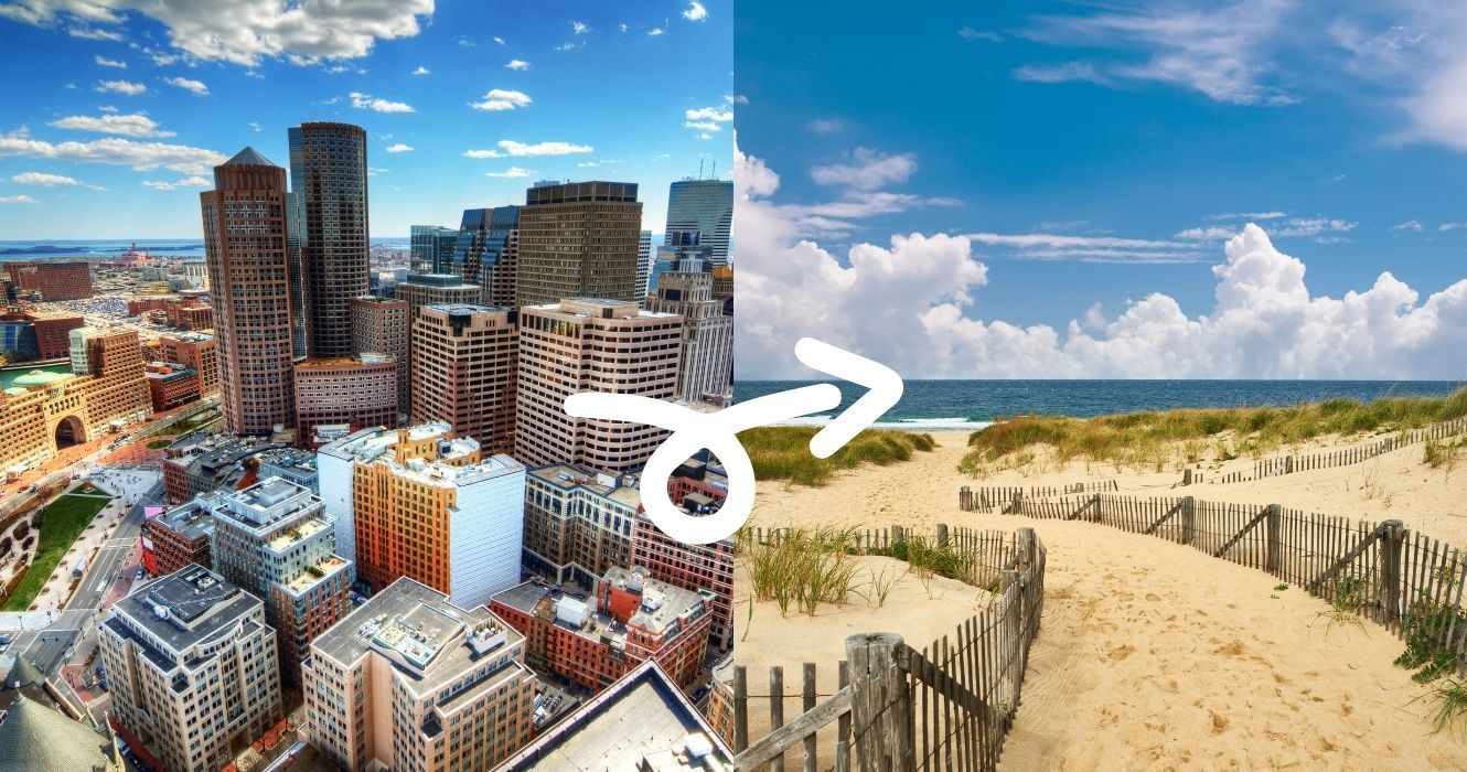 Boston To Cape Cod: The Ultimate One-Day Road Trip Itinerary