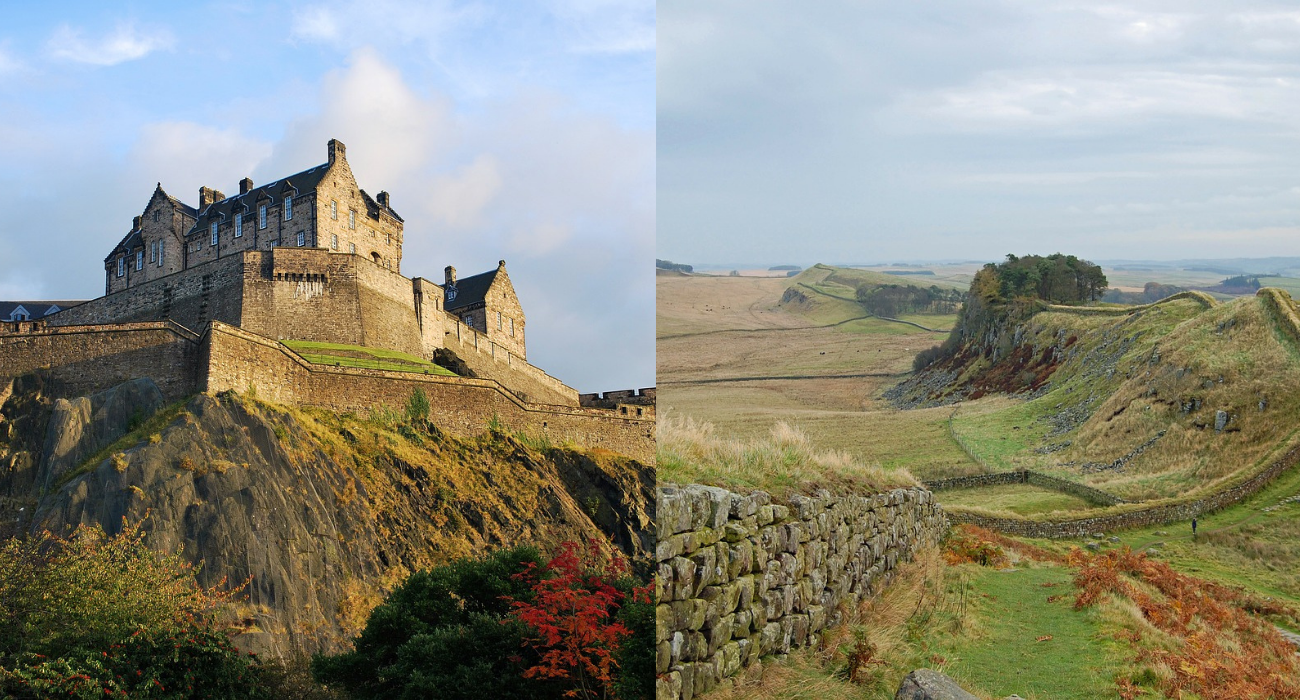 Many Locations In 'Game Of Thrones' Were Inspired By Real Places In Britain, Such As These