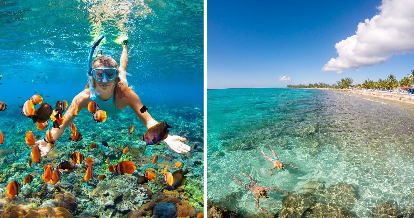 Caribbean Vs. Bahamas: Which Islands Make For A Better Tropical Vacation?
